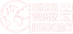 NDI Gender, Women and Democracy logo